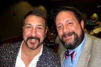 Singer and TV host, Joey Fatone